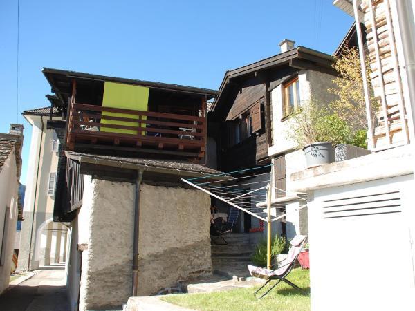 Hotel Pictures: Holiday Home Casa dei Nonni, Anzonico