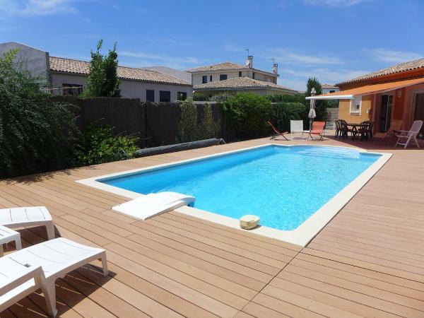 Hotel Pictures: Holiday Home des Prés, Teyran