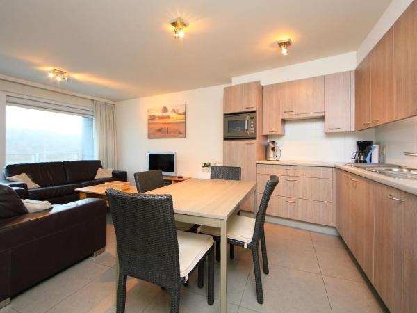 ホテル写真: Apartment Residentie Albatros.1, ブレーデネ