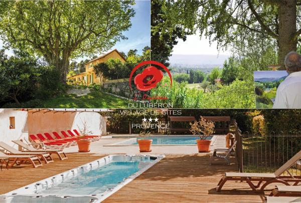 Hotel Pictures: L'Oustaou du Luberon et SPA, Villelaure