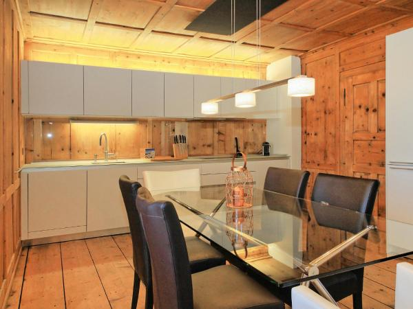 Hotel Pictures: Apartment Vitg Grond A1, Flims