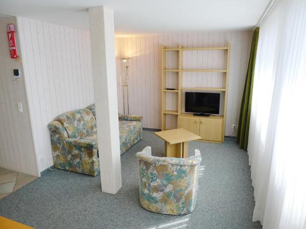 Hotel Pictures: Apartment Wohnung Blau.2, Rigi Kaltbad