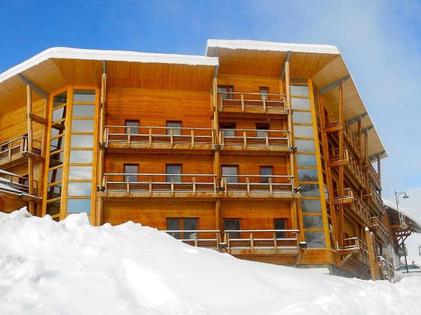 Hotel Pictures: Apartment Les Balcons du Recoin.2, Chamrousse