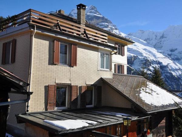 Hotel Pictures: Apartment Uf em Bort, Mürren