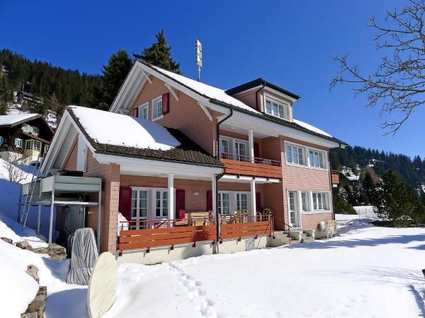 Hotel Pictures: Apartment Wohnung Gelb.4, Rigi Kaltbad