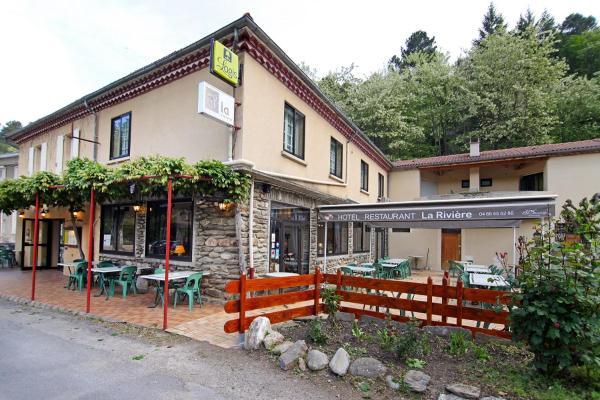 Hotel Pictures: Logis La Rivière, Saint-Michel-de-Dèze