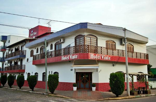 Hotel Pictures: Hotel Vinte, Sapiranga