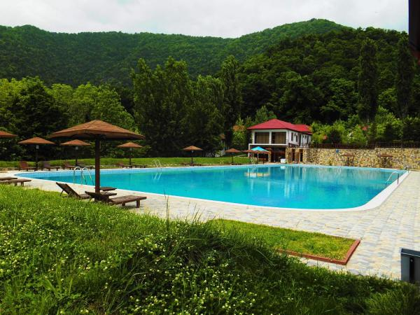 ホテル写真: Hazar Village, Vǝndam
