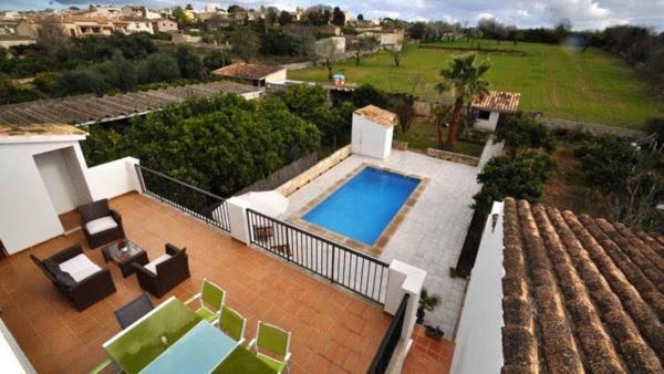Hotel Pictures: C. Llubi Pool & Views, Llubí