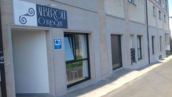Hotel Pictures: Albergue O Trisquel, O Pedrouzo
