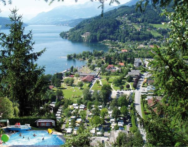 Fotos de l'hotel: Schwimmbad Camping Mössler, Döbriach