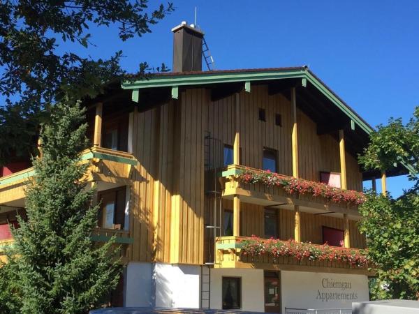 Hotelbilleder: Chiemgau Appartment Inzell, Inzell