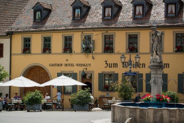 Hotel Pictures: Gasthof zum Weißen Lamm, Sommerach