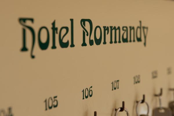 Hotel Pictures: Hôtel Normandy, Fécamp