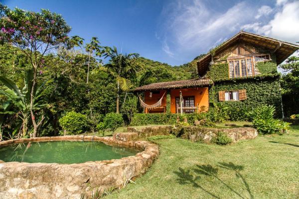 Hotel Pictures: Casa do Capoeira Paraty, Paraty