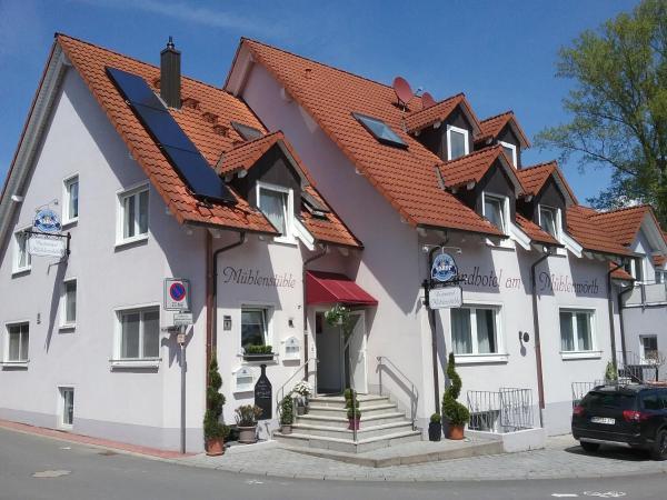 Hotelbilleder: Landhotel am Mühlenwörth, Tauberbischofsheim