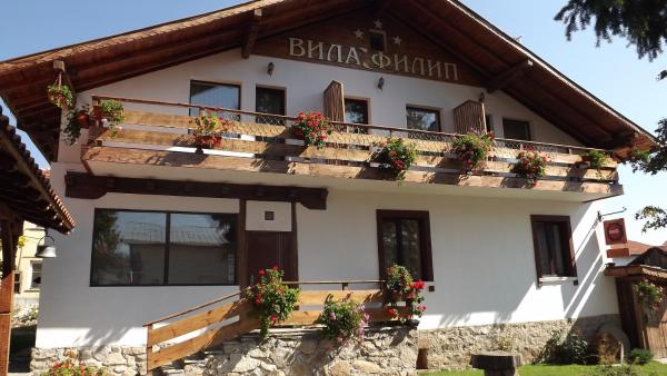 Hotellikuvia: Villa Filip, Bachevo