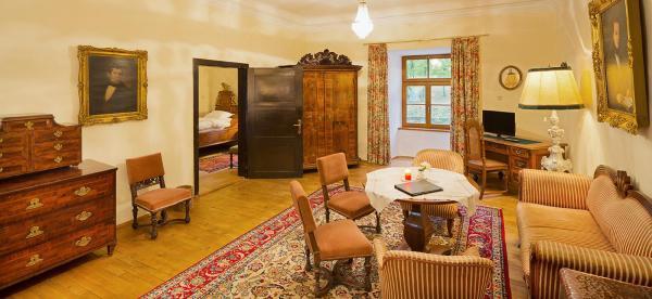 Fotografie hotelů: Schloss Ernegg, Steinakirchen am Forst