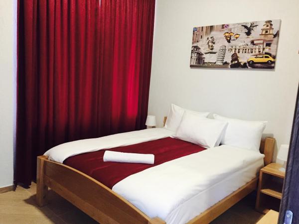Zdjęcia hotelu: Becar Pyramid Rooms, Visoko