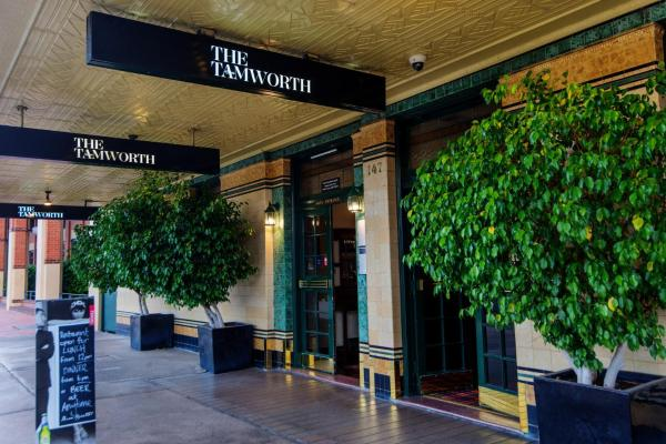 Foto Hotel: The Tamworth Hotel, Tamworth