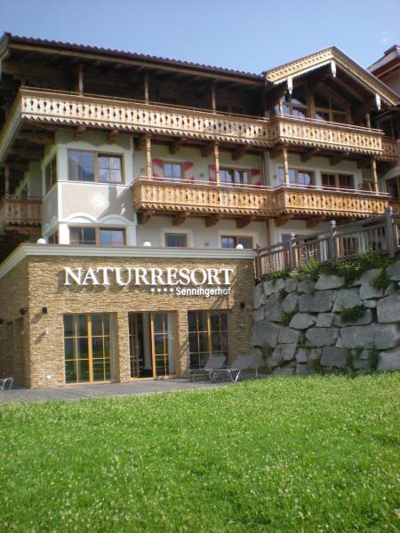Fotos do Hotel: Naturresort Senningerhof, Bramberg am Wildkogel