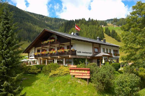 Fotografie hotelů: Schi- und Wanderhotel Berghof, Bad Kleinkirchheim