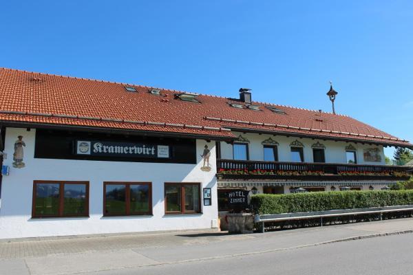 Hotel Pictures: Hotel-Gasthof Kramerwirt, Irschenberg