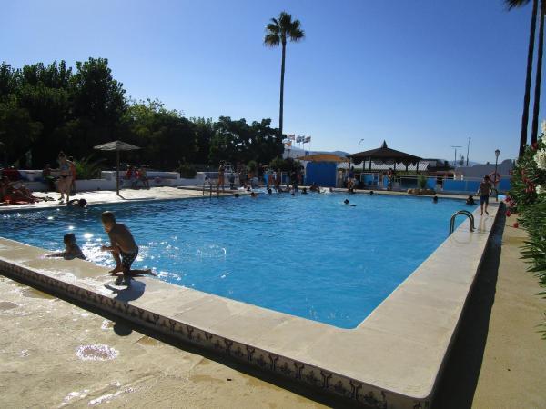 Hotel Pictures: Camping La Aventura Playa, Daimuz