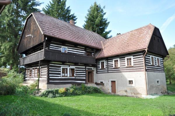 Hotel Pictures: Ferienhaus in Velehrádek 1, Velehrádek