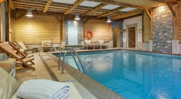 Hotel Pictures: CGH Résidences & Spas Le Ruitor, Sainte-Foy-Tarentaise