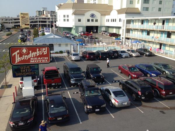 Hotellikuvia: Thunderbird Beach Motel, Ocean City