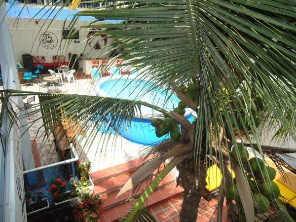 Hotel Pictures: Tu Onda Beach Hostel, Cartagena de Indias