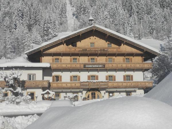 Hotelbilleder: Landgasthof Dorferwirt, Oberau