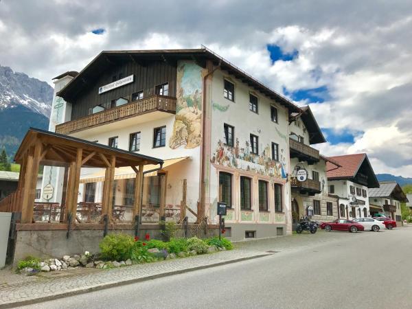 Hotel Pictures: Gasthof Höhenrain, Grainau