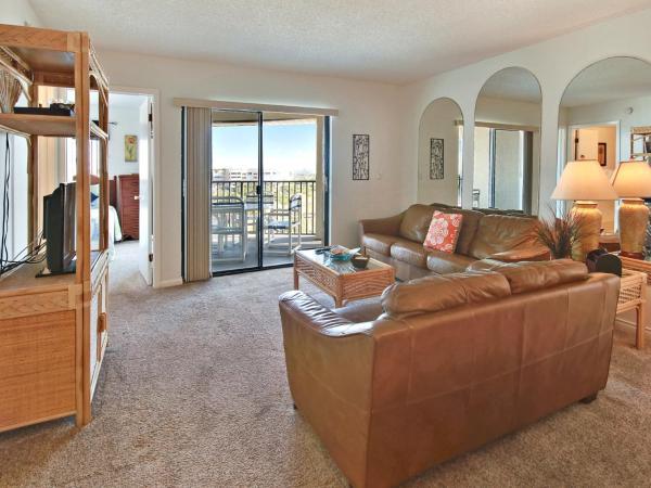 酒店图片: Caprice #501 Condo, 圣徒皮特海滩