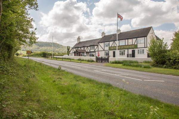 Hotel Pictures: The Plume of Feathers, Much Wenlock