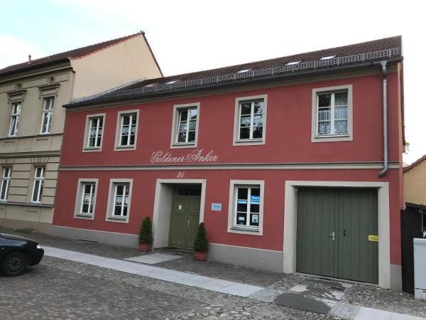 Hotel Pictures: Goldener Anker, Rheinsberg