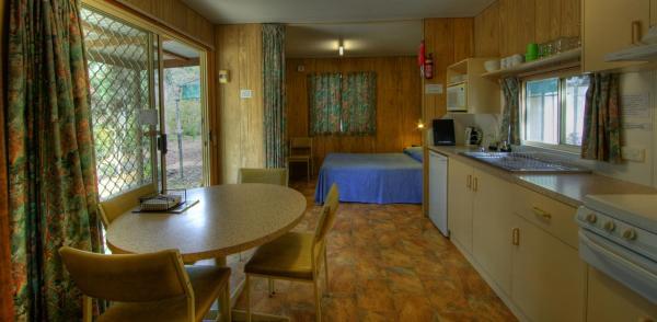 Photos de l'hôtel: Riverview Caravan Park, Porepunkah