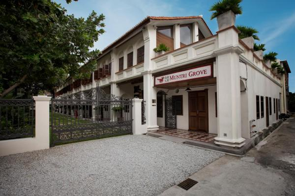 Hotellbilder: Hotel Muntri Grove, George Town