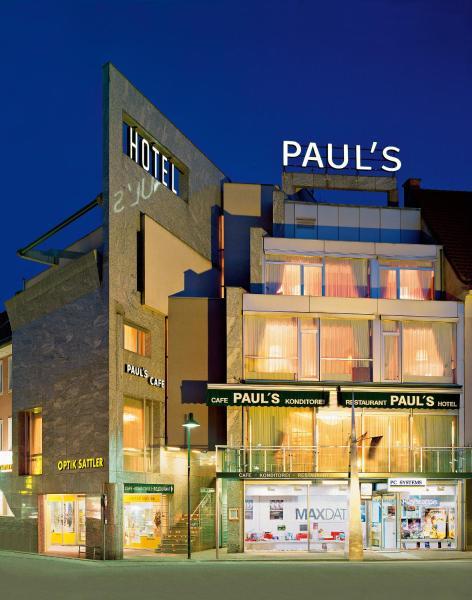酒店图片: Paul's Hotel, Knittelfeld