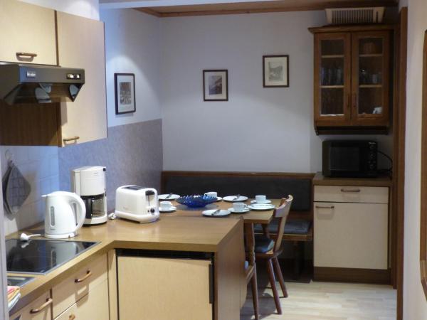 Φωτογραφίες: Apart-Pension Haus Arina, Nauders