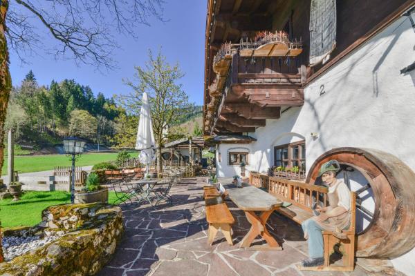 Hotel Pictures: Heuhotel Schleifmuhle, Unterammergau