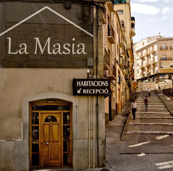 Hotel Pictures: Hostal La Masia, Manresa