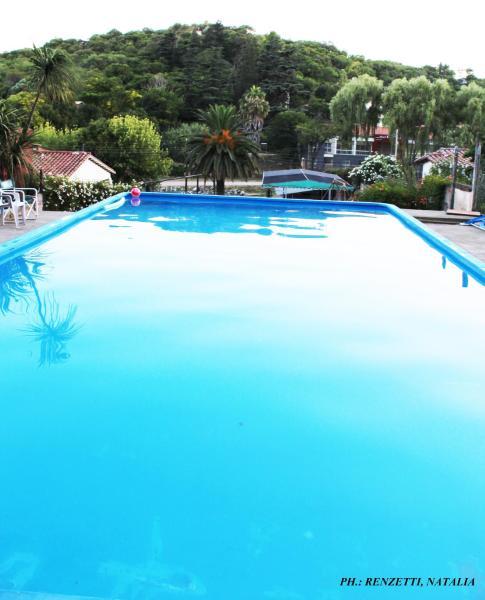 Hotellikuvia: Hotel California, Río Ceballos