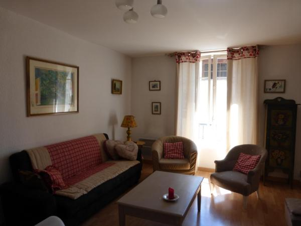 Hotel Pictures: Appartement Rue du Canal, Barcelonnette