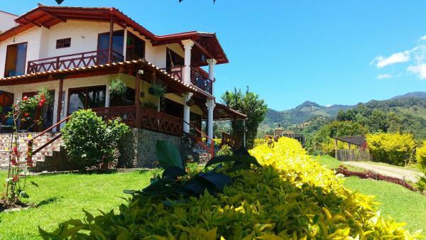 Hotel Pictures: Hospedaje Rural La Boira, Jardin