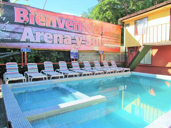 Hotel Pictures: Cabinas Arena y Sol, Dominical