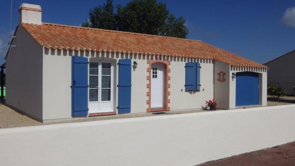 Hotel Pictures: Holiday home Impasse de la Caravelle, Beauvoir-sur-Mer
