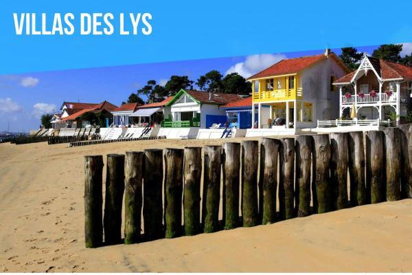 Hotel Pictures: Villa des Lys, bassin d'Arcachon, Lanton
