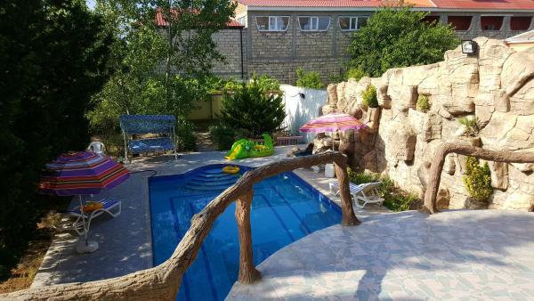 Фотографии отеля: Bağ massivi Villa, Fatmayı